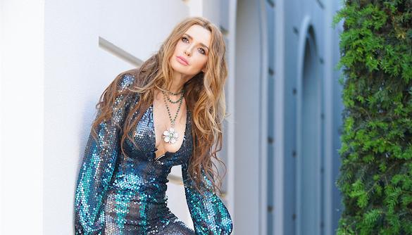 Оксана Марченко поблагодарила поклонников за поддержку и приступила к танцам