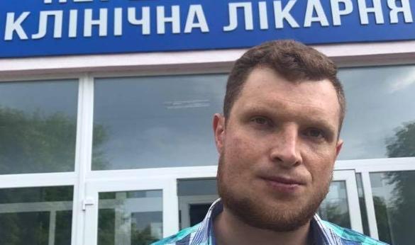 У Полтаві оголосили про підозру двом нападникам на журналіста Ярослава Журавля
