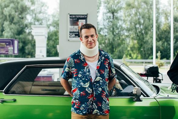 Астафьева, Дурнев и Вася Кот: стартовали съемки комедийного роуд-муви «Продюсер» (ФОТО)