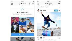 Instagram тестує функцію рекомендованих постів