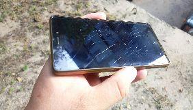 Поліція відкрила провадження за фактом викрадення та пошкодження телефону журналіста «Інформатора»