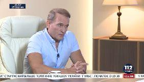 «112 Україна», Віктор Медведчук: він — розумний, усі — дурні