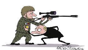 """Who hasn't got the idea will get it anyway"": Russian propaganda on Ukrainian television"