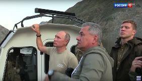 На пропагандистском российском канале создали часовую программу для расхваливания Путина