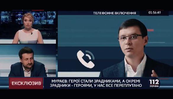 Висновок Незалежної медійної ради щодо коментаря Євгена Мураєва про Олега Сенцова на телеканалі «112»