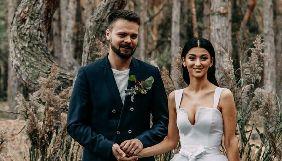 Ведущий канала «Украина» сыграл свадьбу