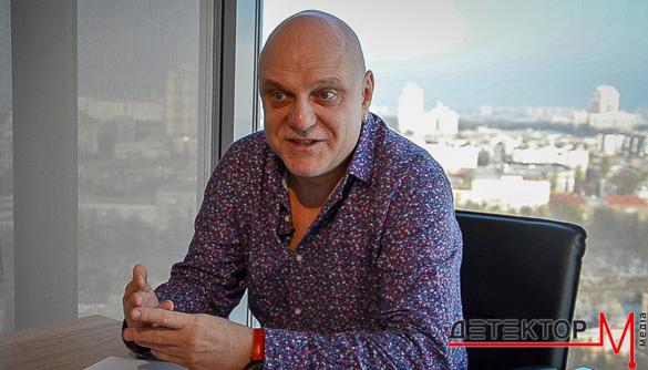 Микола Вересень: «В Україні немає інформаційної війни. Просто українські ЗМІ брешуть набагато менше за російські»