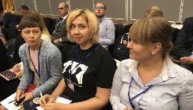 У Варшаві на заході ОБСЄ Оксана Романюк закликала РФ звільнити українських журналістів і Сенцова