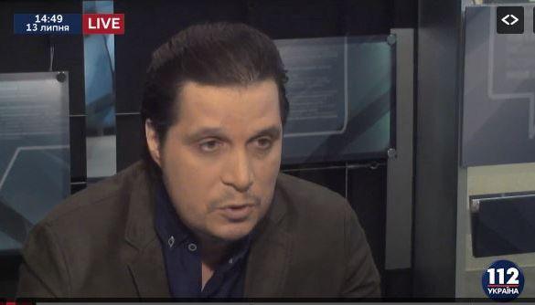 Генпрокурор доручив СБУ перевірити інформацію щодо співпраці ведучого «112 Україна» Жарких зі ЗМІ бойовиків
