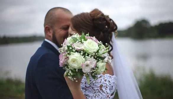 Герои проекта «Наречена для тата» поженились