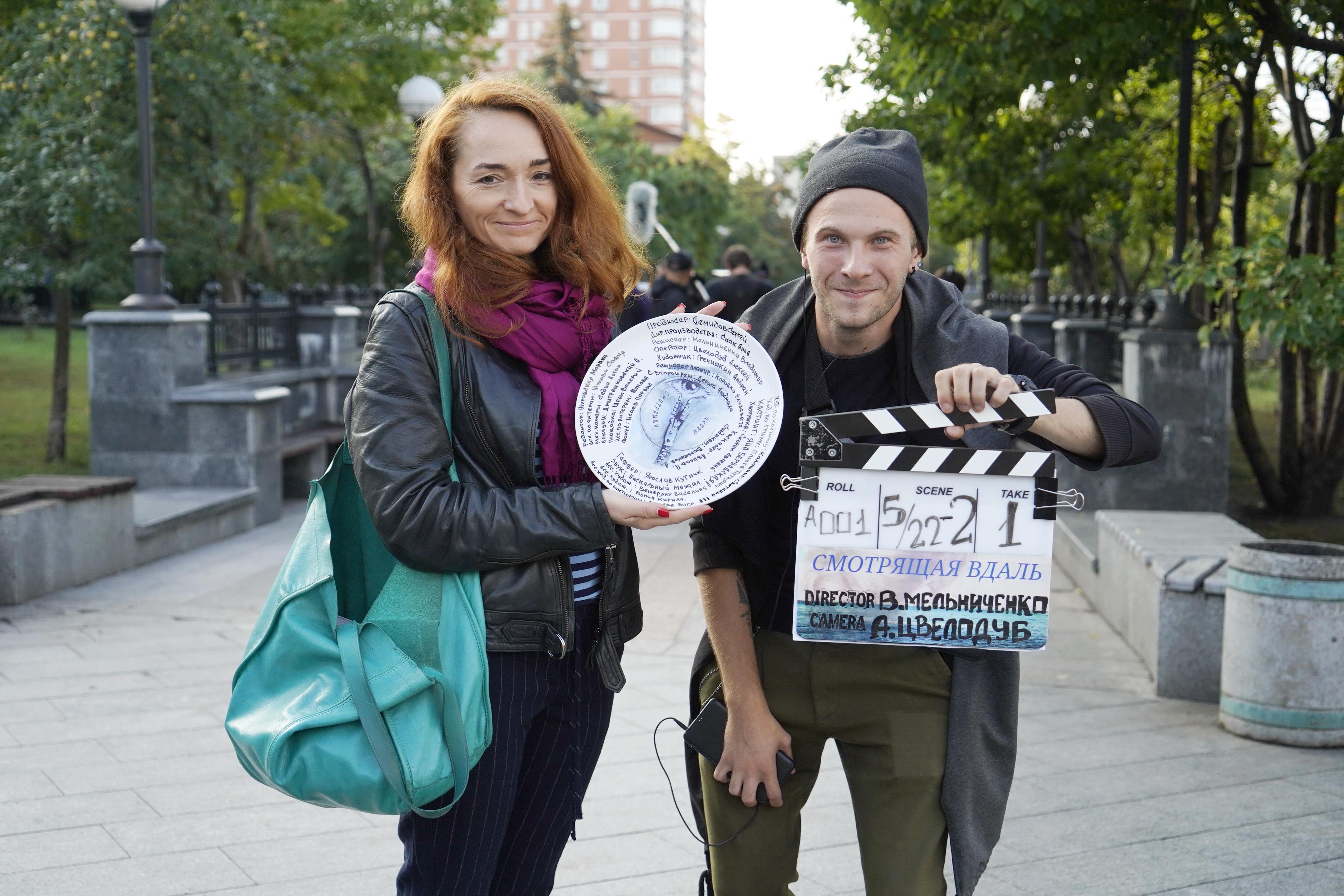 Film.ua розпочав зйомки нового серіалу спільно з російською Intra Film