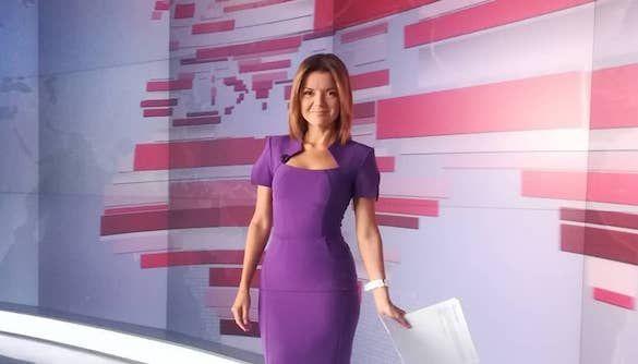 Маричка Падалко показала, какой была в первом эфире на «1+1»
