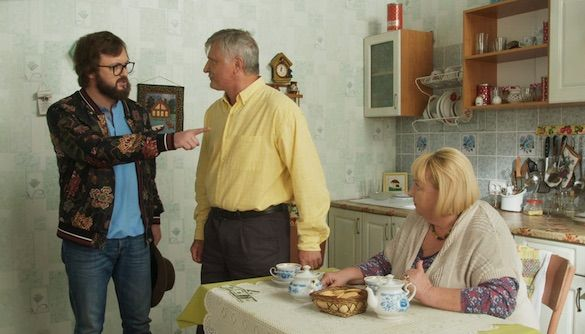 Яма, Узелков, Кондратюк и Dzidzio снялись в популярном сериале