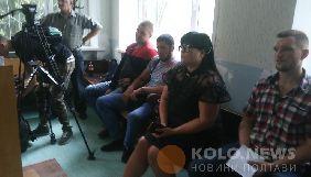 Полтавські журналісти повідомляють про погрози на суді