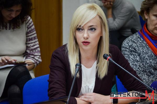 Суд зменшив обсяг даних, які Генпрокуратура може отримати з телефону Наталки Седлецької