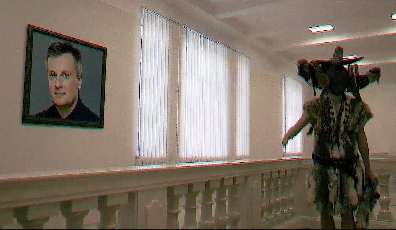 СБУ выпустила ролик с шаманом в ответ на интервью Валентина Наливайченко изданию Страна.uа (ВИДЕО)