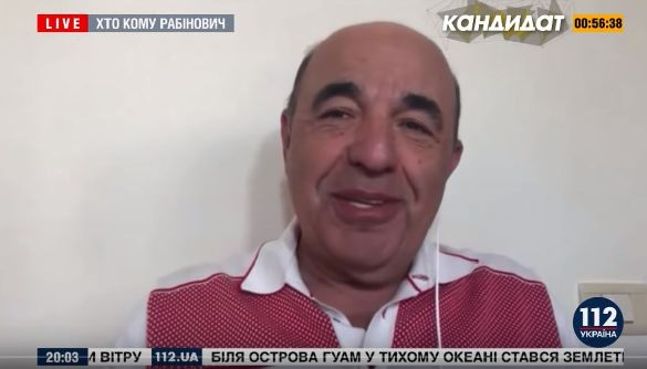Рабінович сміється з української армії. Російські ЗМІ підтримують