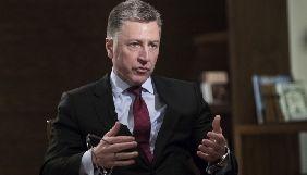 Курт Волкер закликав РФ звільнити Сенцова «з урахуванням його стану»