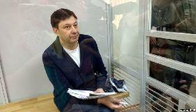 Вишинського не доставили до суду, засідання перенесли