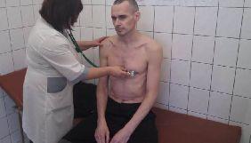 МЗС України у відповідь на оприлюднене фото Сенцова вкотре вимагає пустити до нього українських лікарів та консула
