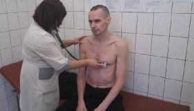 Денісова каже, що Сенцов припинив голодування (ОНОВЛЕНО)