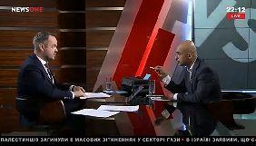 Позиційна війна. Голованов проти Найєма
