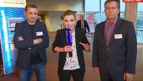 Украинская делегация в ПАСЕ потроллила журналистку Рос-ТВ украинским гимном