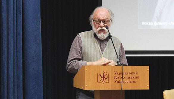 Ігор Померанцев: «Митець не може зупинити війну, але метафори можуть відстрочити нову»