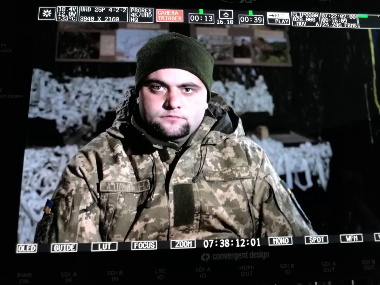«1+1» покаже документальну стрічку «Луганський форпост»