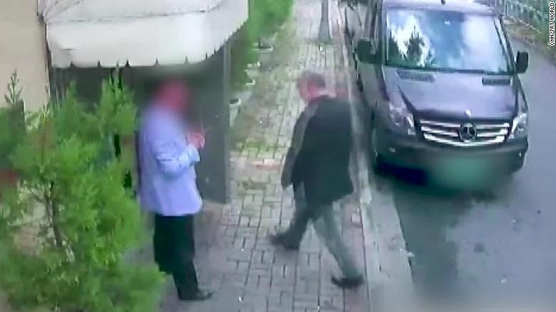 Туреччина має докази вбиства саудівського журналіста Джамаля Хашоггі у консульстві – CNN