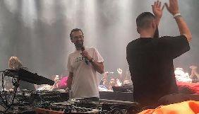Сергей Лещенко стал ведущим вечеринки знаменитой «Схемы»