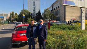 Мураев строит новый телеканал. На нем уже произошел пожар