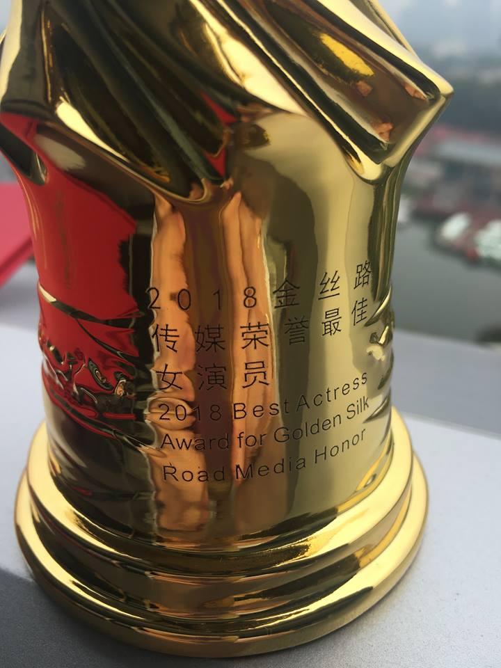 Український «Стрімголов» отримав приз за кращу жіночу роль у Китаї