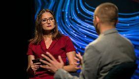 На «UA: Першому» стартує другий сезон хард-ток «Складна розмова» з Інною Борзило