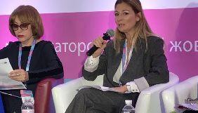 Джапарова назвала три фактори, які, на її думку, впливають на інформпростір України