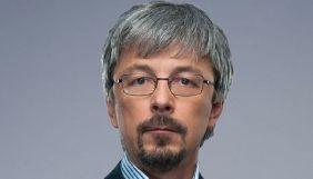 Олександр Ткаченко пов'язує санкції РФ проти нього з позицією каналу «1+1»