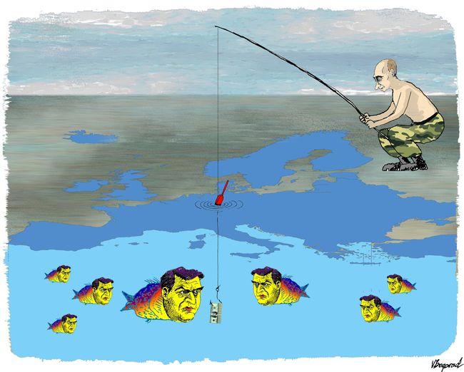 «Як працює західна «експертна машина» на службі Кремля»