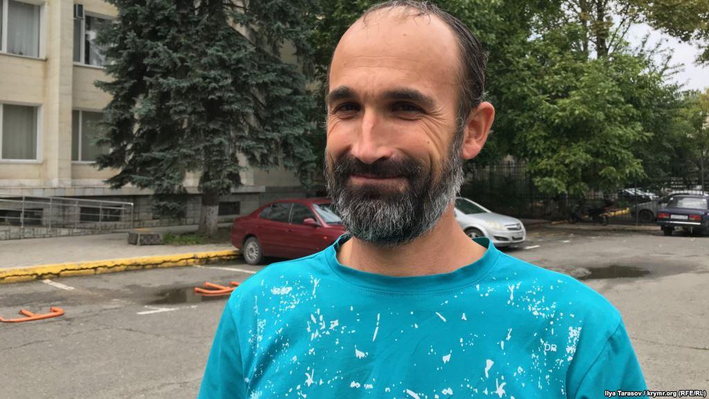У Криму закрили справу проти Марлена Мустафаєва, якого судили за публікації в соцмережах