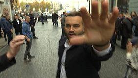 Знімальна група ТСН повідомляє про перешкоджання у Чернівцях