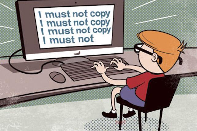 Що таке плагіат і чи законна праця «найманих авторів»?