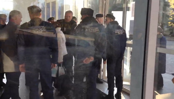 Поліція Кривого Рогу закрила справу про перешкоджання місцевим журналістам у 2016 році