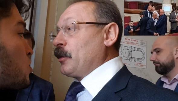 Нардеп Барна просить позбавити акредитації журналіста «1+1» Ігоря Колтунова (ДОПОВНЕНО)