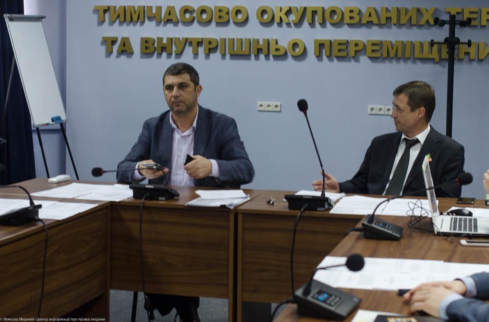 На засіданні комісії МінТОТ намагалися вигнати журналіста – Центр інформації про права людини