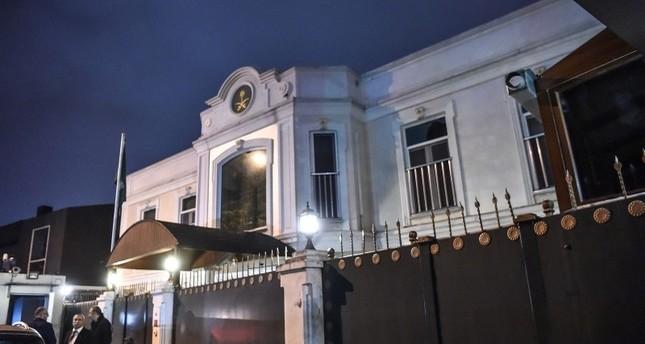 У Стамбулі в резиденції консульства Саудівської Аравії знайшли сліди кислоти – Al Jazeera
