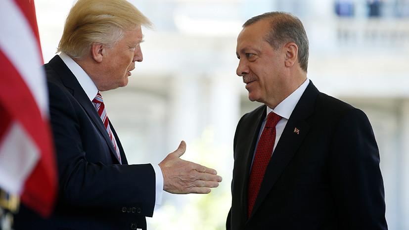 Президенти США та Туреччини обговорили можливу відповідь на вбивство журналіста Хашоггі