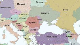 Сайт «Громадського телебачення» вибачився за публікацію мапи з некоректним зображенням Криму