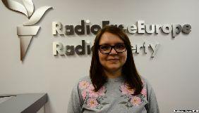 Журналістка Анастасія Магазова отримала стипендію від «Радіо Свобода»