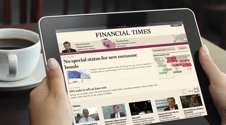 Financial Times створить бота, який попереджатиме про велику кількість чоловіків-експертів у своїх статтях