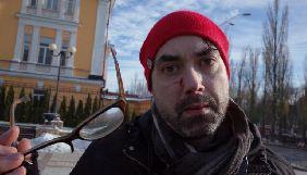 У Києві канадський журналіст постраждав від противників маршу пам'яті трансгендерних людей (ДОПОВНЕНО)