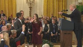 Білий дім відновив акредитацію журналісту CNN